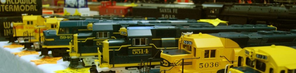Greenberg's Great Train & Toy Show, 11/17/2018