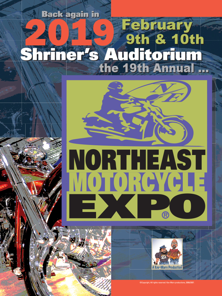 Motorcycle Show February 9-10, 2019